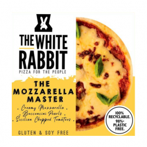 The Mozzarella Master Pizza