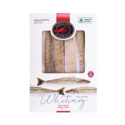King George Whiting Fillet
