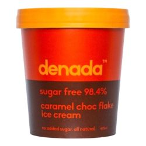 Ice Cream - Caramel Chocolate Flake