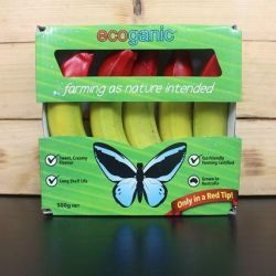 Red Tips Banana Prepacked