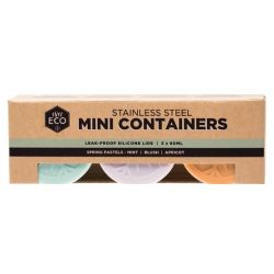 Mini Containers Pastels