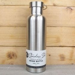 Insulated Drink Bottle Stainless Steel
