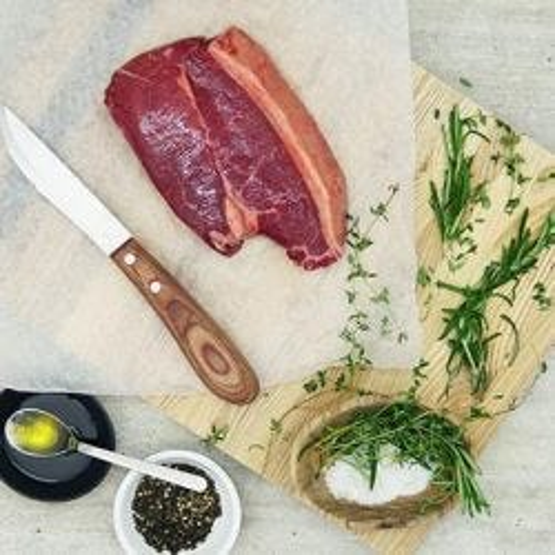 Grass-Fed Yearling Beef Rump Steak