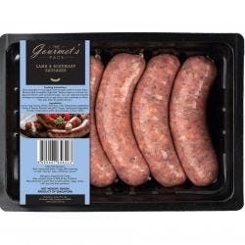 Lamb Sausages - Rosemary