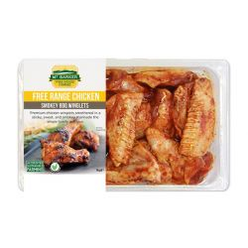 Smokey BBQ Winglets 1kg