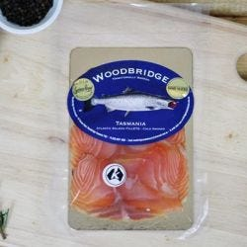 Tasmanian Cold Smoked Salmon