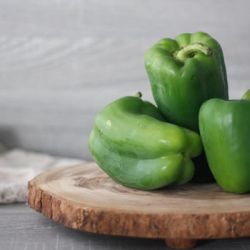 Dutch Green Capsicum