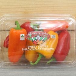 Mini Vine Sweet Capsicum