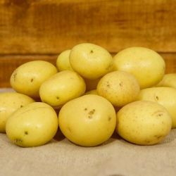 Washed Cocktail Potatoes