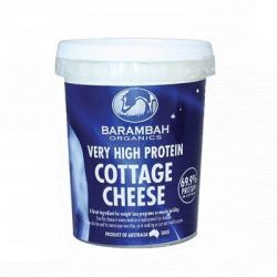 High Protein Cottage Cheese