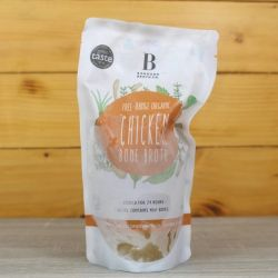 Free Range Organic Chicken Bone Broth
