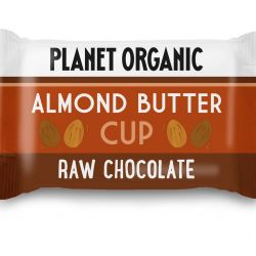 Organic Almond Butter Cup