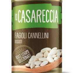 Boiled Cannellini Beans