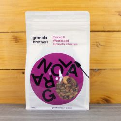 Cacao & Wattleseed Granola Clusters