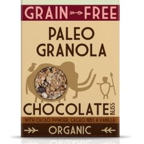 Organic Choco Bliss Paleo Granola