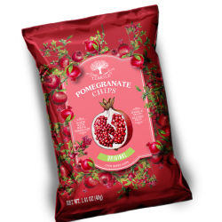 Pomegranate Chips 40g