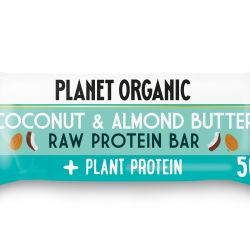 Organic Coconut & Almond Butter Protein Bar