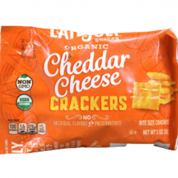 Cheddar Cheese Crackers Pouch