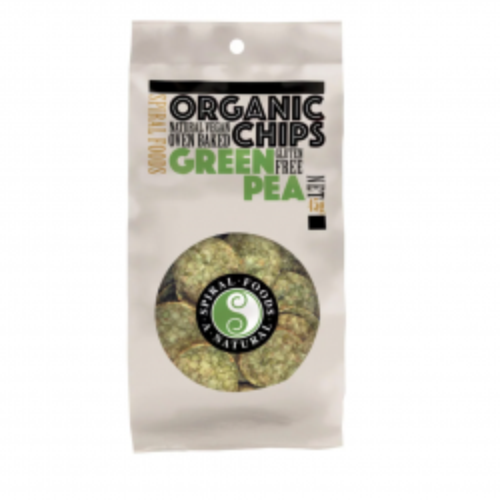 Organic Chips - Green Pea