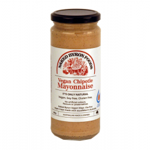 Vegan Chipotle Mayonnaise