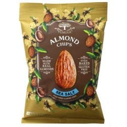 Sea Salt Almond Chips 40g