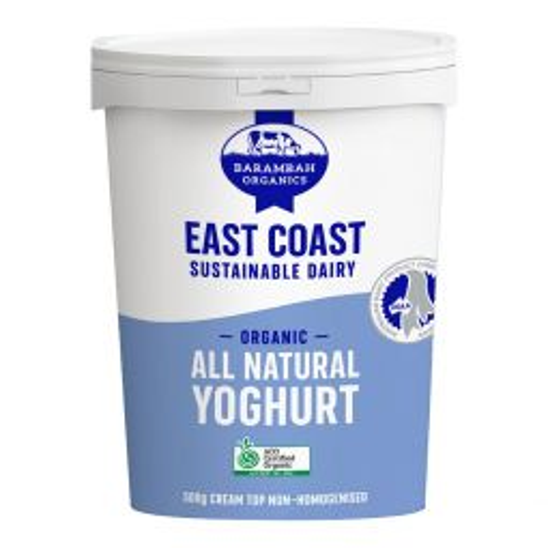 Yoghurt - All Natural