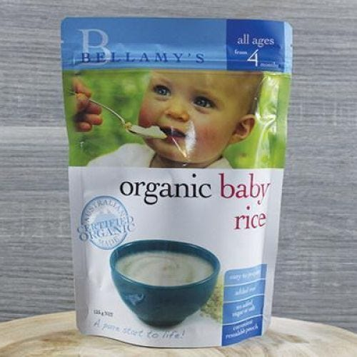 Bellamy S Baby Rice 125g Little Farms Grocery Delivery Little Farms Little Farms Groceries